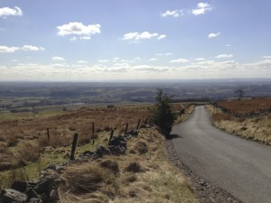 Tak Ma Doon Road Cycling Cycle Route